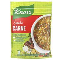 Sopão Knorr Carne Mais Macarrão 195g - Cod. 7891150027282