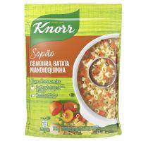Sopão Knorr Cenoura, Batata e Mandioquinha 183g - Cod. 7891150027312