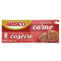 Caldo Arisco Carne 12 Cubos 114g | Caixa com 1 - Cod. 7891700080378