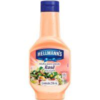 Molho para Salada Hellmann's Rosé 236ml | Caixa com 2 - Cod. 7894000050454