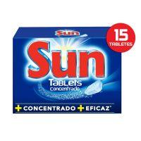 Detergente SUN Tablete Lava Louças Concentrado 143g - Cod. 7891150043763