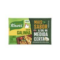 Caldo Knorr Galinha 19g - Cod. 7894000000213