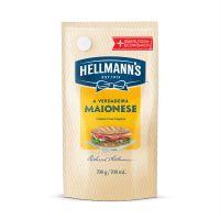 Refil Maionese Hellmanns Tradicional 700g | Caixa com 1 - Cod. 7891150045255