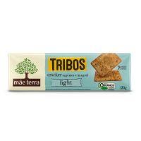 Biscoito Mãe Terra Tribos Cracker 130g - Cod. 7896496917518