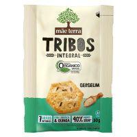 Biscoito Orgânico Tribos Gergelim 50g - Cod. 7896496917020
