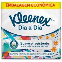 Lenço de Papel Kleenex Classic Bolso 40un - 4 pct de 10 | Caixa com 1 - Cod. 7891172172021