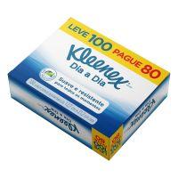 Lenço de Papel Kleenex Classic Box 100un - Cod. 7896018703841