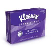 Lenço de Papel Kleenex Ultrasoft Junior Box 40un - Cod. 7891172172182