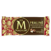 Sorvete Kibon Magnum Praliné 69G | Caixa com 16 - Cod. 7891150064904C16