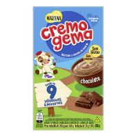 Mistura Cremogema Maizena Chocolate 180g - Cod. 7891150068278