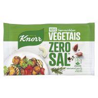 Tempero em Pó Knorr Ideal para Vegetais Zero Sal 32g - Cod. 7891150072794