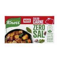 Caldo Knorr Carne Zero Sal 48g - Cod. 7891150072831