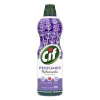 Limpa Pisos Cif Perfumes Relaxante 900mL - Cod. 7891150071506