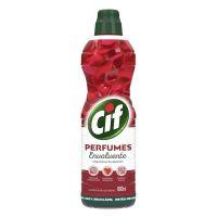 Limpa Pisos Cif Perfumes Envolvente 900mL - Cod. 7891150071490