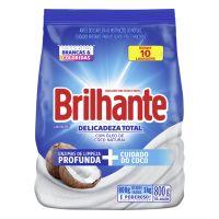 Lava Roupas Sanitizante em Pó Brilhante Delicadeza Total 800g - Cod. 7891150071186
