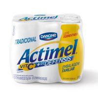 Leite Fermentado Actimel Original 600G - Cod. 7891025700982