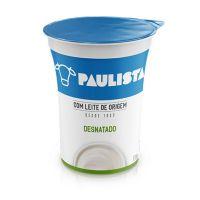 Iogurte Natural Paulista Desnatado 170G - Cod. 7891025422174