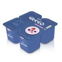 Iogurte Danone Grego Frutas Vermelhas 400G - Cod. 7891025320623