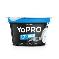 Iogurte Yopro Polpa Natural 160G - Cod. 7891025116943
