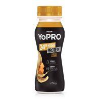 Iogurte Líquido YoPRO 24G Proteinas Sabor Cookies Caramel 250G - Cod. 7891025116721