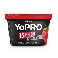 Iogurte YoPRO Sabor Morango 160G - Cod. 7891025115311