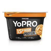Iogurte YoPRO Pasta De Amendoim C/ Banana 160G - Cod. 7891025115304