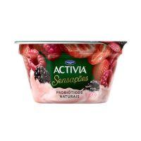 Leite Fermentado Activia Pedacos Frutas Silvestres 120G - Cod. 7891025113720
