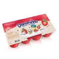 Petit Suisse Danoninho Morango 320g - Cod. 7891025109891