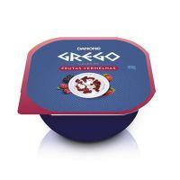 Iogurte Danone Grego Frutas Vermelhos 100G - Cod. 7891025106838