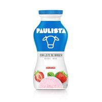 Bebida Láctea Paulista Líquido Morango 170G - Cod. 7891025105916