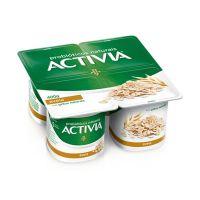 Leite Fermentado Activia Polpa Aveia 400G - Cod. 7891025103301