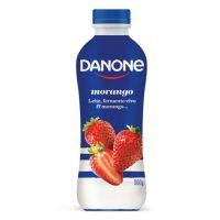 Iogurte Danone Líquido Morango 900G   Caixa com 1 - Cod. 7891025102496