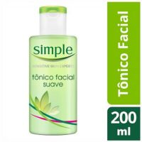 Tônico Facial Simple Soothing 200ml | 3 Unidades - Cod. C14964