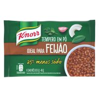 Tempero Knorr Meu Feijão Caseiro 8g | 3 unidades - Cod. C14986