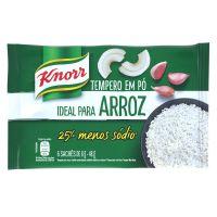 Tempero Knorr Meu Arroz Alho e Cebola 40g | 3 unidades - Cod. C14991