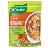 Sopão Knorr  + Macarrão Cenoura, Batata, Mandioquinha 183g | 2 unidades - Cod. C15027