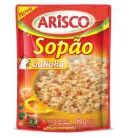 Sopão Arisco Galinha 160g | 2 unidades - Cod. C15028