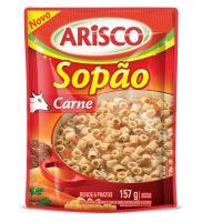 Sopão Arisco Carne 157g  | 2 unidades - Cod. C15029