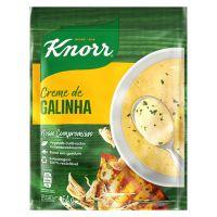 Sopa Knorr Creme Galinha 64g | 12 unidades - Cod. C15035