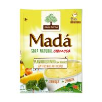 Sopa Instantânea Natural Mãe Terra Madá Mandioquinha com Brócolis 17g - Cod. C15040