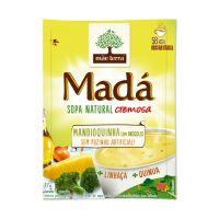 Sopa instantânea Natural Madá Mandioquinha com Brócolis 17g - Cod. C15041