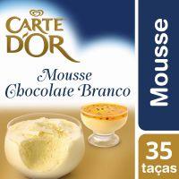 Sobremesa Carte Dor Mousse Chocolate Branco 400g - Cod. C15045