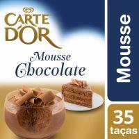 Sobremesa Carte Dor Mousse Chocolate 400g - Cod. C15046