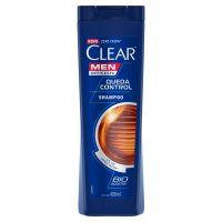 Shampoo Clear Queda Control 400ml - Cod. C15132