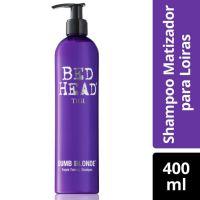 Shampoo Bed Head Desamarelador Dumb Blonde 400ml | 3 unidades - Cod. C15141