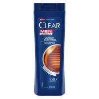 Shampoo Anticaspa Clear Queda Control 200ml | 3 unidades - Cod. C15153