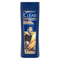 Shampoo Anticaspa Clear Masculino Limpeza Profunda 400ml - Cod. C15154