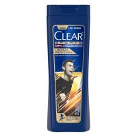 Shampoo Anticaspa Clear Limpeza Profunda 200ml | 3 unidades - Cod. C15156