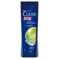 Shampoo Anticaspa Clear Controle da Coceira 400ml | 3 unidades - Cod. C15167