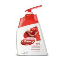 Sabão Líquido Lifebuoy Antibacteriano Total 10 225mL | 3 unidades - Cod. C15216